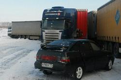 авария на трассе М-5 под Челябинском, дтп, авария
