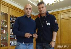 Грэм Филлипс берет интервью у Ройзмана, ройзман евгений, Грэм Филлипс
