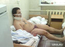 Избитый сотрудник ФСБ