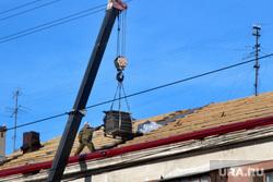 Капремонт крыши Курган, капитальный ремонт, крыша дома