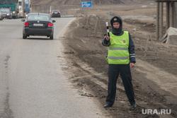 Пермь. Клипарт., полицейский останавливает машину, дпс, гибдд
