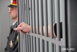 Оглашение приговора Калиниченко. Екатеринбург, клетка, арест, решетка, подсудимый