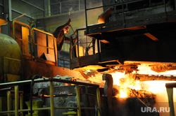 Мечел. Металлургия. Челябинск., цех, плавильня, металлургия, завод