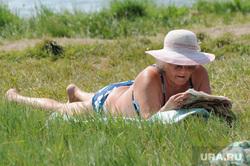 Пляжи Челябинск, бабушка, лето, пляж смолино