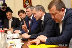 Встреча с депутатами Госдумы Курган, кокорин алексей