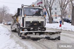 Выезд по уборке снега. Челябинск.