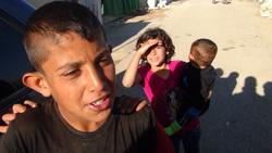 Волонтер Евгений Ганеев в Сирии, Сирия, хомс