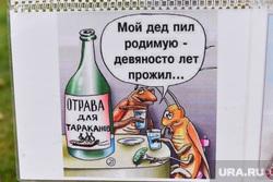 Молебен за трезвость. Челябинск., отрава для тараканов