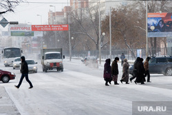 Мороз Курган, мороз, зима