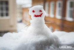 Конструктивизм. Клипарт. Екатеринбург, снеговик, зима