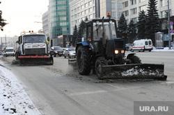 Коммунальная техника. Снегоуборщики. Челябинск., уборка снега, снегоуборочная техника, дорожники