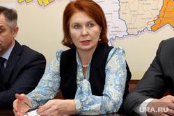 Пресс-конференция Кокориной Ларисы Курган, кокорина лариса