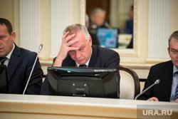 Совет при губернаторе СО по аварийному жилью. Екатеринбург, чухарев михаил