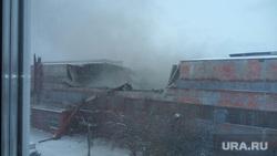 Обрушение на заводе Калинина