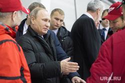 Владимир Путин в ФОК