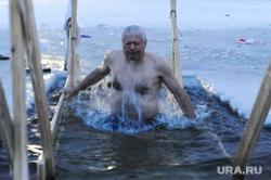 Крещенские купания. Челябинск., прорубь, купание в купели, закаливание, крещенские купания