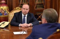 Встреча с Сергеем Ивановым и Антоном Вайно. Москва, Кремль, антон вайно