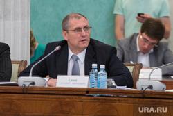 Заседание в резиденции губернатора СО по инвестициям и Игорь Левитин.  Екатеринбург, елин евгений
