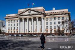 Здания. Тюмень, правительство тюменской области