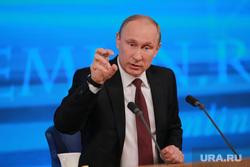 Пресс-конференция Путина. Москва, путин владимир, жест рукой