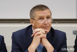 Заседание губернатора с главами МО и правительством в МВЦ Екатеринбург ЭКСПО, каюмов евгений