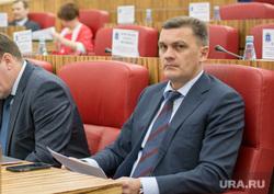 Заседание по бюджету, Заксобрание ЯНАО, мазанов сергей