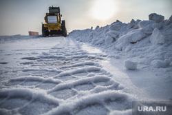 Первый споттинг в Кольцово. Екатеринбург, грейдер, уборка снега