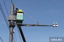 Установка камер видео наблюдения Курган, камеры наблюдения, монтажные работы