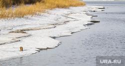 Строительство моста через Туру в районе Лесобазы. Восточный обход. Тюмень, река, лед, тура, берег, весна
