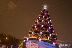 Открытие главной городской елки. Тюмень, елка, новый год