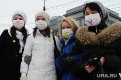 Клипарт по теме ОРВИ, грипп, маски. Челябинск., грипп, орви, повязки, медицинские маски