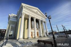 Виды Челябинска, органный зал, город челябинск