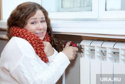 Клипарт depositphotos.com, холод на улице, отопительный сезон, батарея отопления, мороз