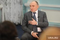 Пресс-конференция Дубровского. Челябинск, дубровский борис