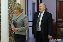 Первое заседание переизбранного кабинета министров правительства СО. Екатеринбург, чайников валерий