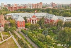 Старые здания Перми., ПГНИУ, пермь
