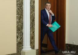 Первое заседание переизбранного кабинета министров правительства СО. Екатеринбург, тунгусов владимир
