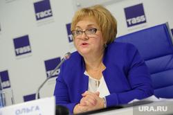Пресс-конференция в ТАСС с представителями пенсионного фонда. Екатеринбург, шубина ольга
