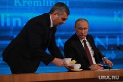 Подробно. Пресс-конференция с участием президента РФ Владимира Путина. Москва, чай, путин владимир
