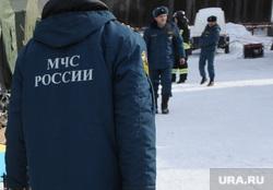 МЧС учения с московским генералом. Челябинск., мчс, одеяла