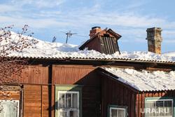 Обрушение крыши многоквартирного муниципального жилого дома на улице Большевиков в Тюмени