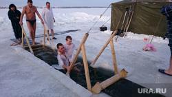 Крещение, прорубь, Дмитрий Федечкин, прорубь, купель