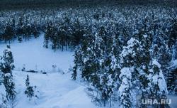 Монастырь Шад Тчуп Линг на горе Качканар, природа урала