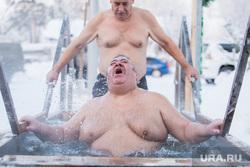 Крещенские купания. Сургут, прорубь, крещение, крещенские купания