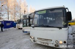 Тестирование маршрута новой транспортной схемы. Екатеринбург, автобус, маршрут014, маршрутка