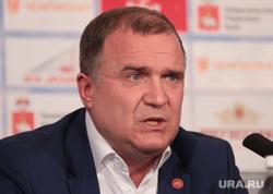Руководители пермских спортивных клубов на прессконференции Пермь, никифоров алексей