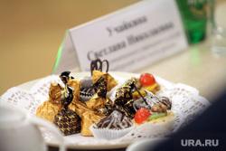 Первое собрание совета по культуре при губернаторе области. Екатеринбург, конфеты