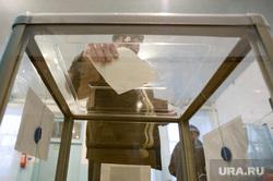 Крым. Референдум., урна для голосования, голосование