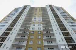 Академ Риверсайд Челябинск, новый дом, стройка