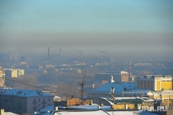 Смог над городом. Неблагоприятная экологическая обстановка. Челябинск, смог, неблагоприятные метеоусловия